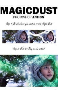 Magic Dust Creative Photoshop Special Effects