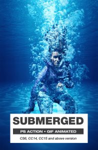 Submerged Creative Photoshop Special Effects