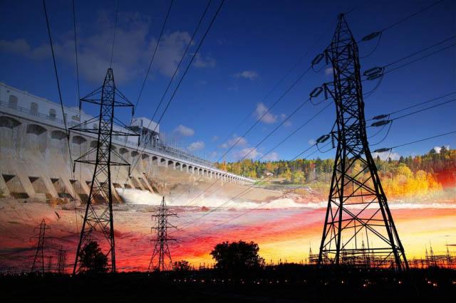 Electric Dam 02