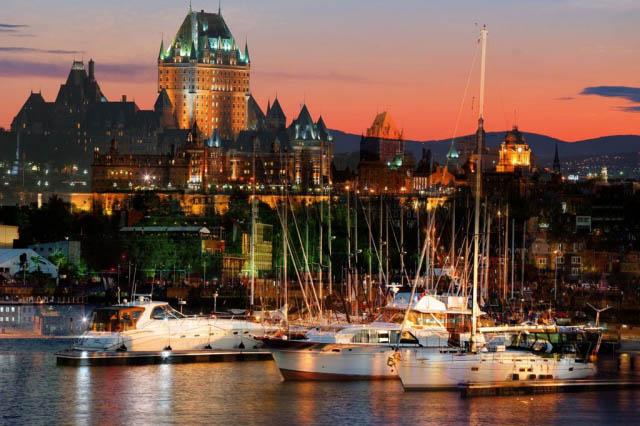 Quebec City Marina