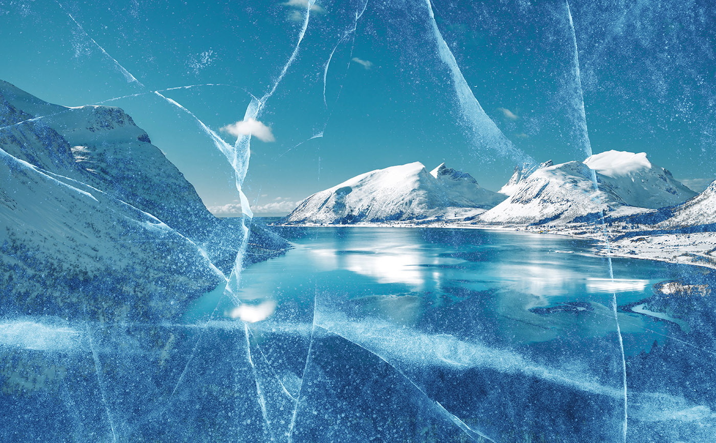 Unleashed Ice Age 02 - Colorful Stock Photos