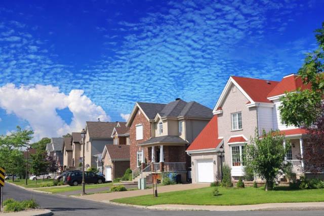 Cozy Modern Residential Quarter