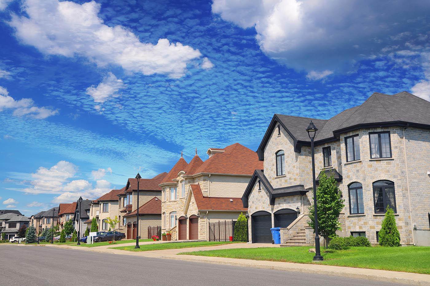 Modern Housing Luxury Living
