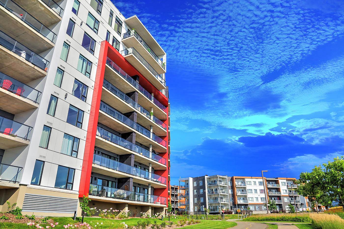 Modern Residential Community